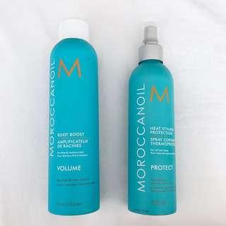 Morrocan Oil Haircare Set