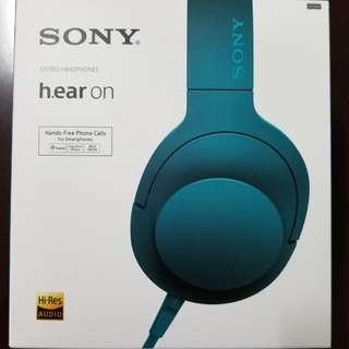 SONY hear on MDR-100AAP