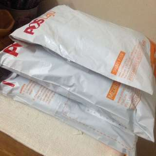 Next parcel today