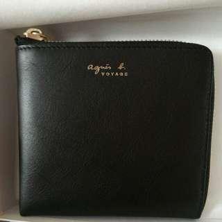 agnes b wallet / purse