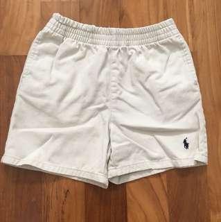 Ralph Lauren Beige Shorts 24months
