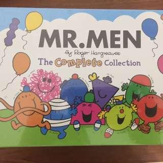 Mr Men Collection