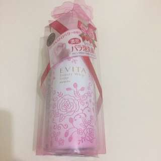 🚚 玫瑰花洗面乳
