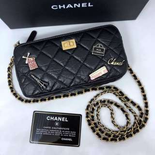 Authentic Chanel Reissue WOC