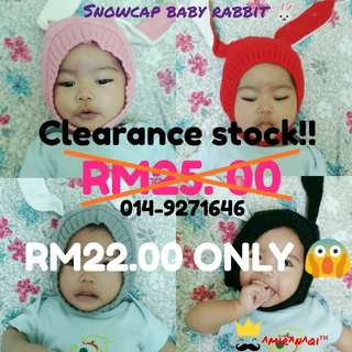 Clearance stock baby outfit