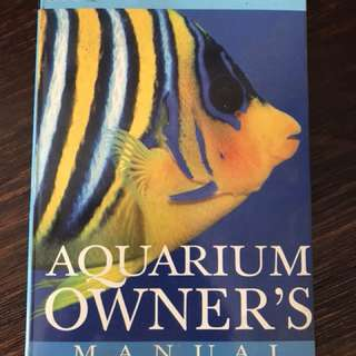 Aquarium Owner's Manual