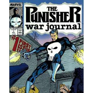 The Punisher War Package (1988)