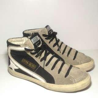 Authentic Golden Goose Deluxe Brand SLIDE Sneakers