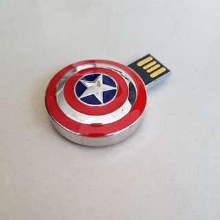 Captain America Shield Thumbdrive