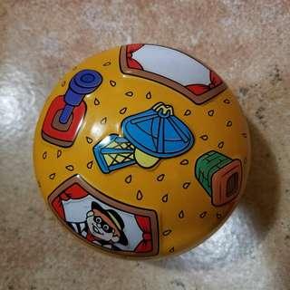 麥當勞漢堡神偷珍藏小盒(1999年)