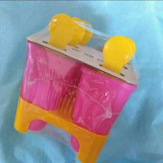 Ice cream mould