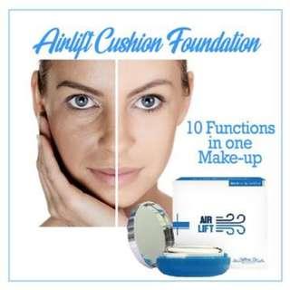 Airlift Cushion Foundation