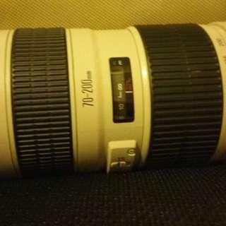 Canon EF 70-200mm F2.8