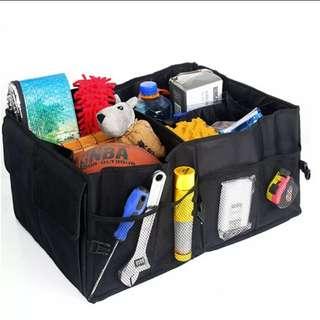 Car Trunk Storage Box Folding Car Storage Box Storage Box Multi-functional finishing Box Car Accessories