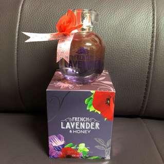 🈹🈹Bath & Body Works perfume 香水 (scent: French Lavender & Honey )