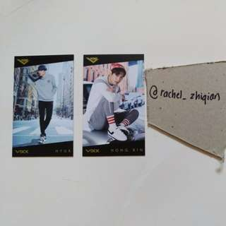 VIXX PONY SHOE SPECIAL PHOTOCARD
