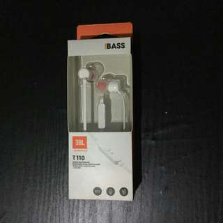 Authentic JBL Earphones (Brand new)