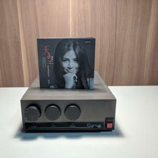 Mission Cyrus 1 Integrated Amplifier