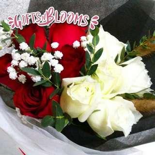 Valentine's Bouquet Vday Flower Gift Special V203 - BTODP