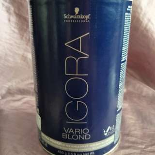 Igora Vario Blond Bleach Powder