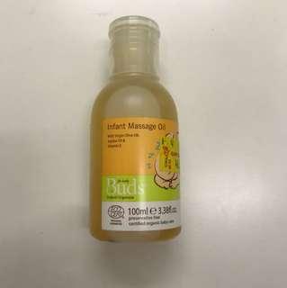 Buds Baby Massage Oil