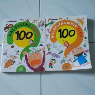 100 hal paling bikin.....