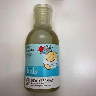 Buds Flaky Scalp Oil