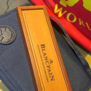Blancpain pencils box