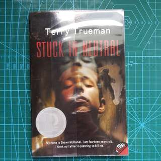 Terry Trueman- STUCK IN NEUTRAL