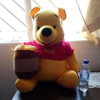 "24"" Winnie the pooh bear"