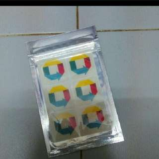 Insect repellent patch