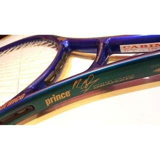 Prince Michael Chang graphite tennis racquet (grip 4 1/4)