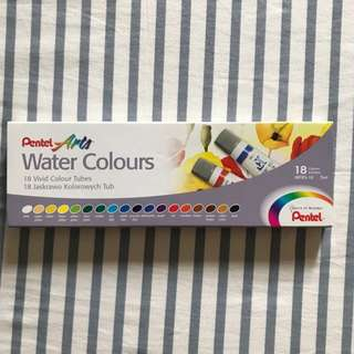 Pentel Water Colour Paint