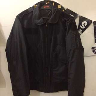Bomber Flight Jacket