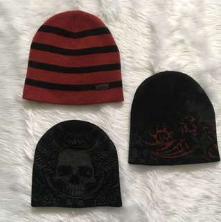 New bonnets / beanies