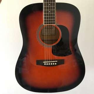 Acoustic Guitar Aria
