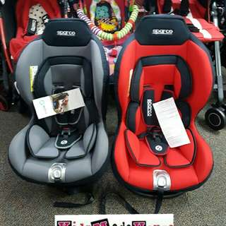 Sparco F5000k carseat