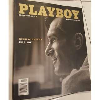 Hugh Hefner Collector's Edition Magazine
