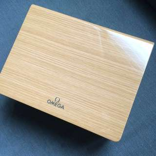 REDUCED TO CLEAR! Original OMEGA watch wooden box