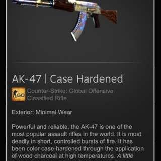 ak 47 case hardened (MW)