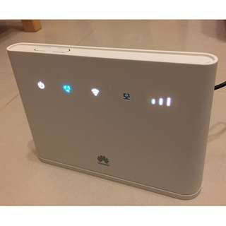 🚚 Huawei B310 4G Wifi Router (Best 4G Router Choice for TStar)