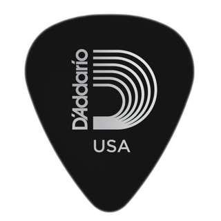D'Addario Planet Waves Classic Celluloid BLACK Guitar Picks Plectrums w/FREE SHIPPING
