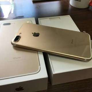 NEGOTIABLE 30K NEW IPHONE7+