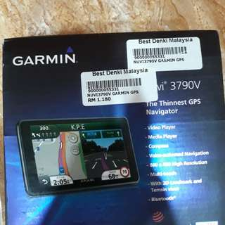 Original Preloved Garmin GPS