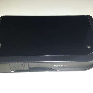 Buffalo portable hdd 500gb