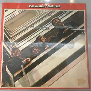 Beatles – 1962-1966, 2 x Vinyl LP, Apple Records – PCSP 717, 1973, UK