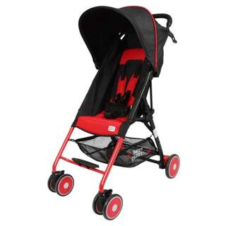 Sweet Cherry F11 Marino Stroller (Red)