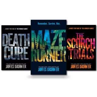 [EBOOK] The Maze Runner Series by James Dashner