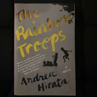 Rainbow Troops by Andrea Hirata