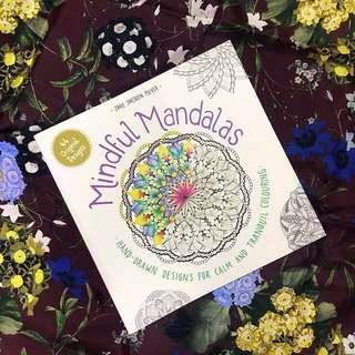 Mindful Mandalas Coloring Book